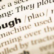 Englische Aussprache: das Ghoti-Problem