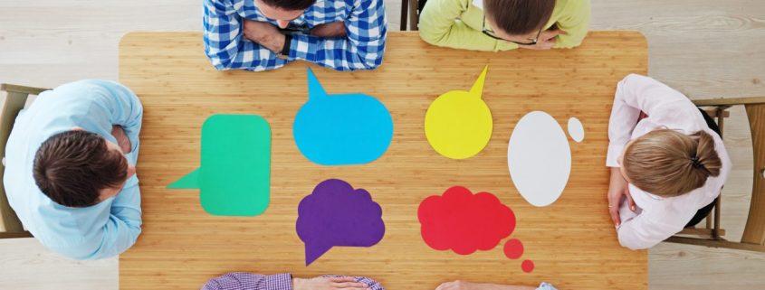 Wer sprachen lernt, muss auch neue Bedeutungen lernen. Sonst redet man schnell aneinander vorbei.