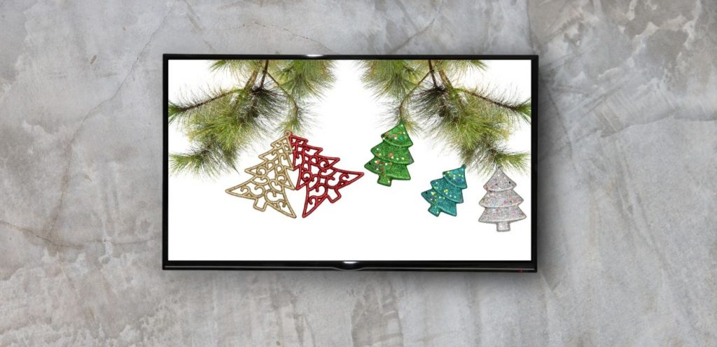 Weihnachtswortschatz mit Christmas adverts lernen