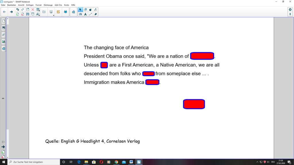Schritt 3 Alternative: Ein Deckelement immer wieder kopieren und anpassen.