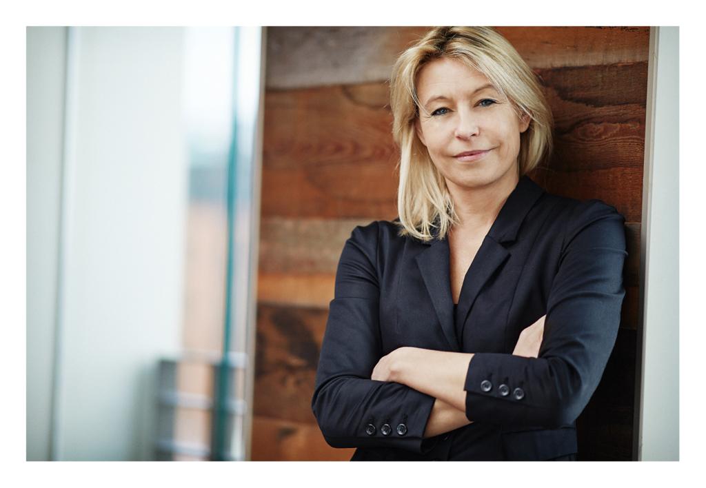 Porträt der Trainerin Stefanie Sakwa