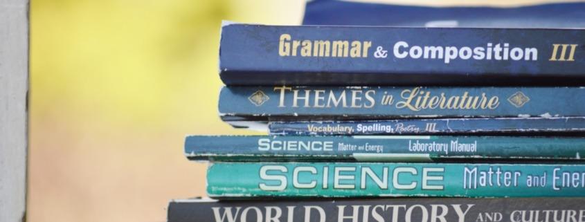 Amerikanische Schulbücher